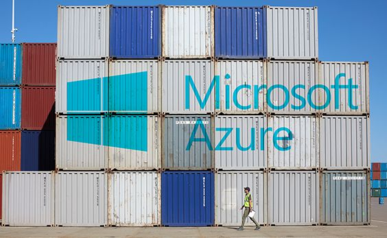 chmura obliczeniowa Microsoft Azure